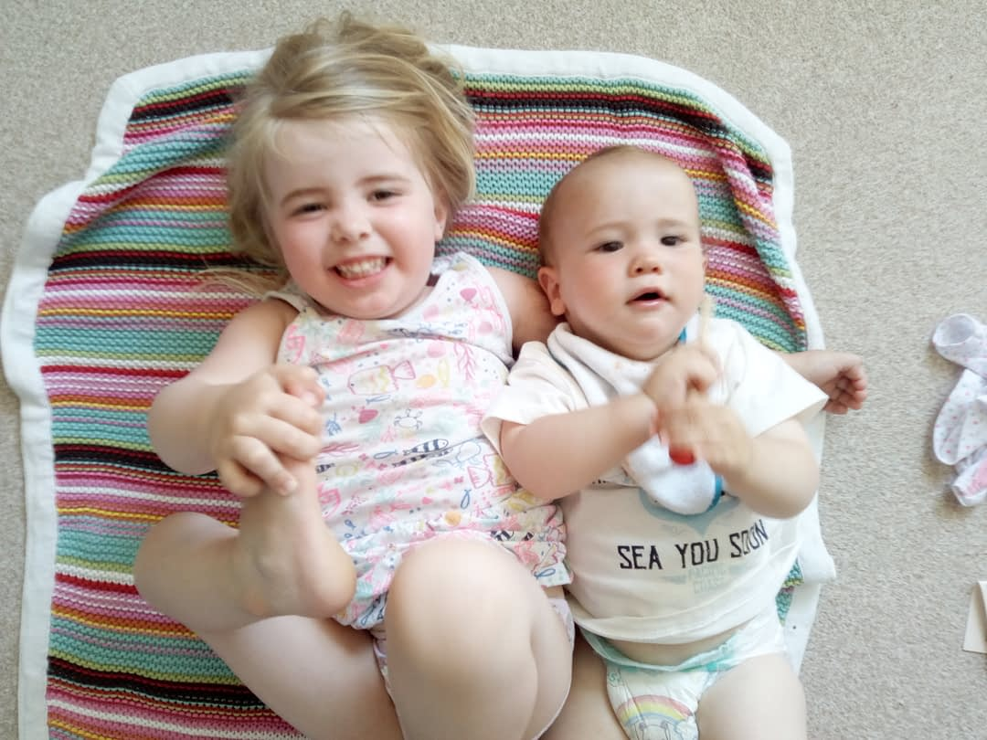 From 3 to 4- Preparing your toddler for the arrival of a sibling